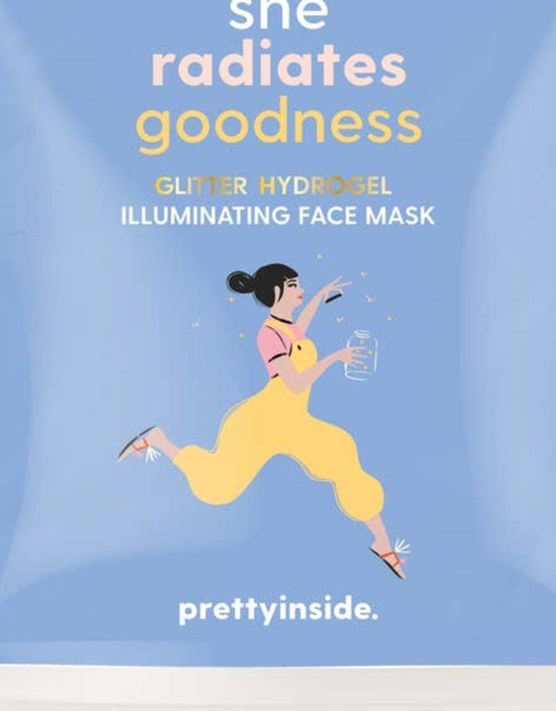 Musee Bath She Radiates Goodness Mask