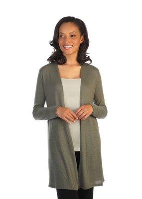 Skinny Tees Olive Sweater Cardigan