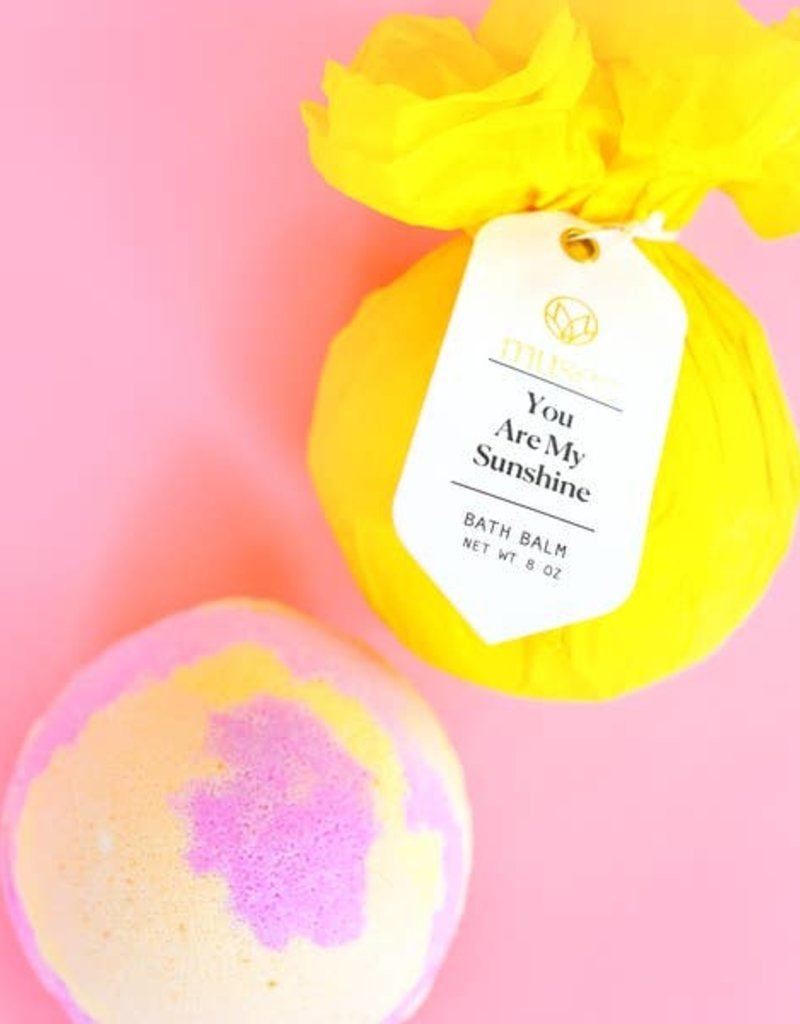 Musee Bath You Are My Sunshine Bath Balm