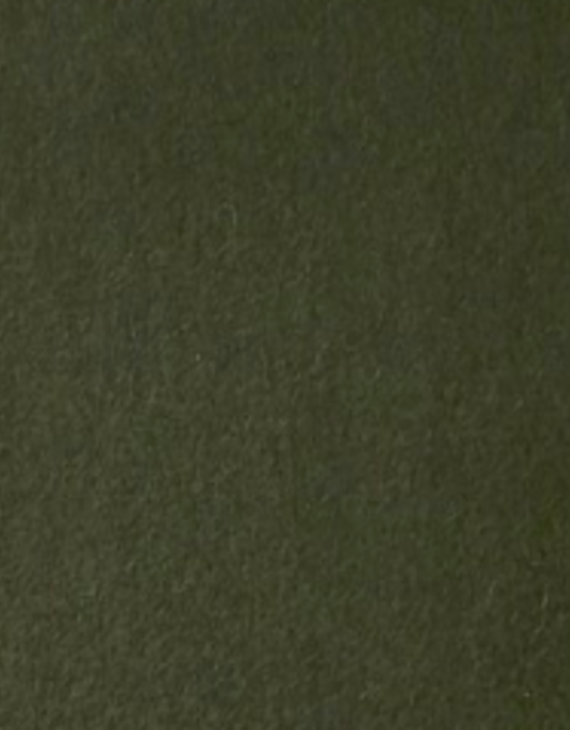 INCashmere Dolman Fringe Hem Winter Moss