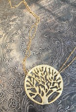 Diana Warner-Tree of Life Necklace