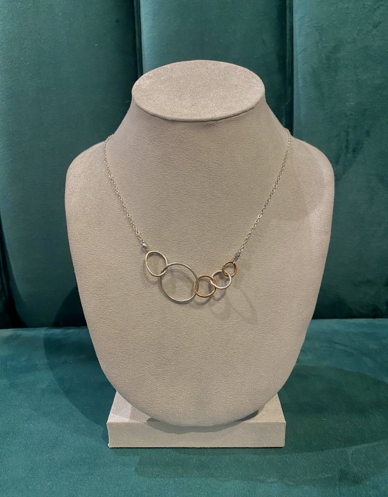 Holly Mills Holly Mills  - N8 Organic Circles Neck