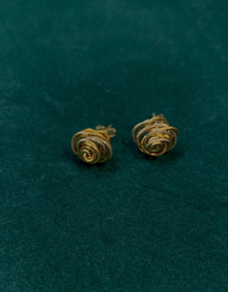 Holly Mills Holly Mills - E4 Rose Pedal Studs
