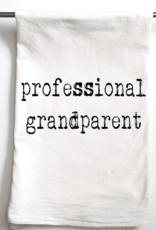 "Aspen Lane ""Professional Grandparent"" Towel"