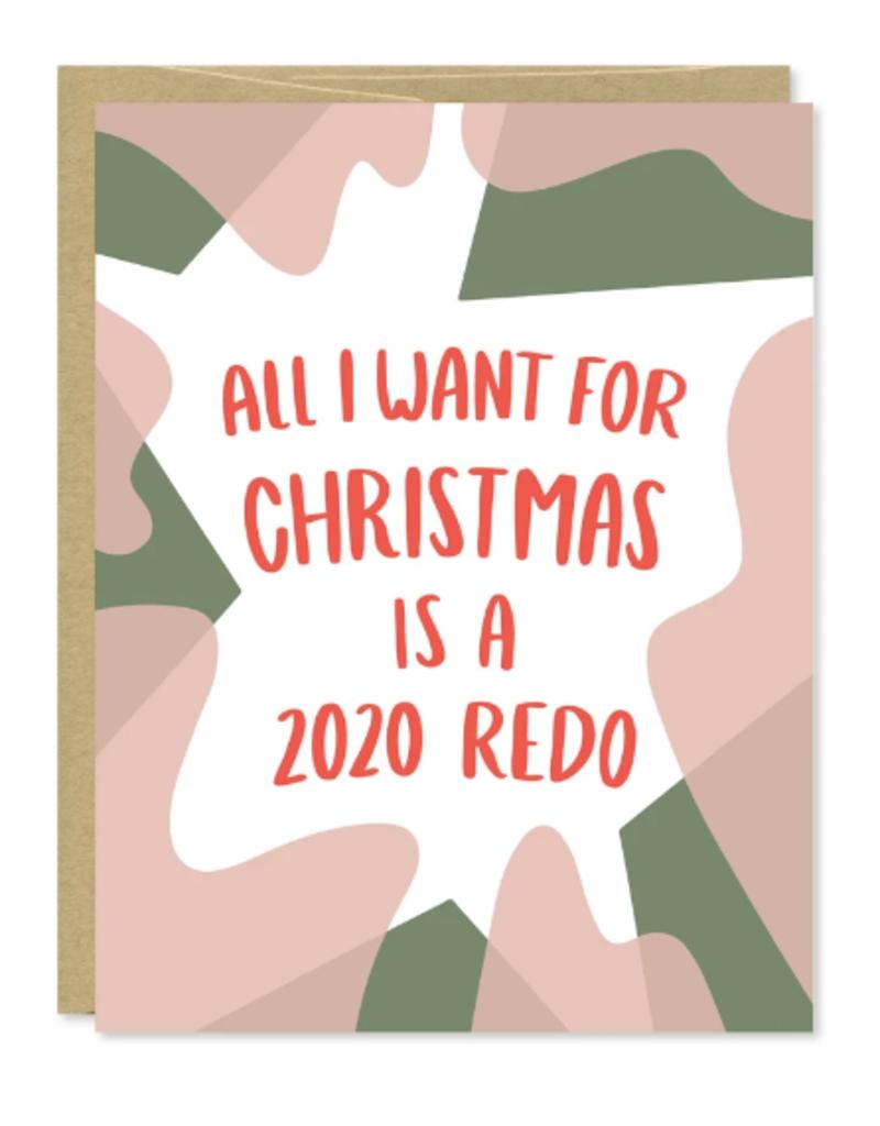 Row House 14 Row House 14- 2020 Redo Christmas Card