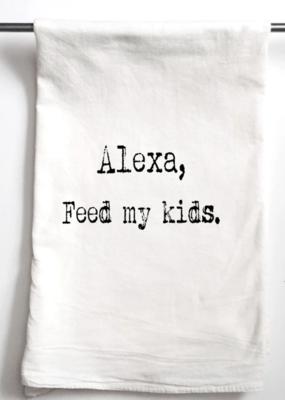 Aspen Lane Alexa Feed My Kids