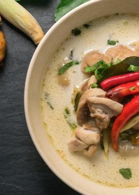 Verve Culture Thai for Two Organic Tom Kha Soup