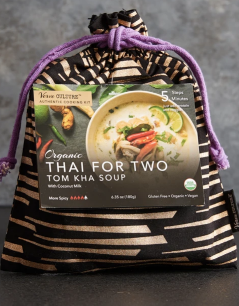 Verve Culture Thai for Two Organic Tom Kha Soup