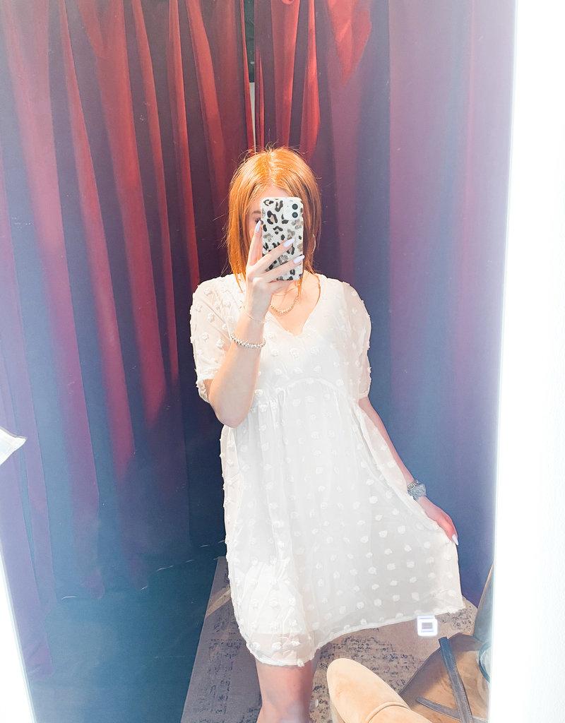 ePretty Ivory Dress
