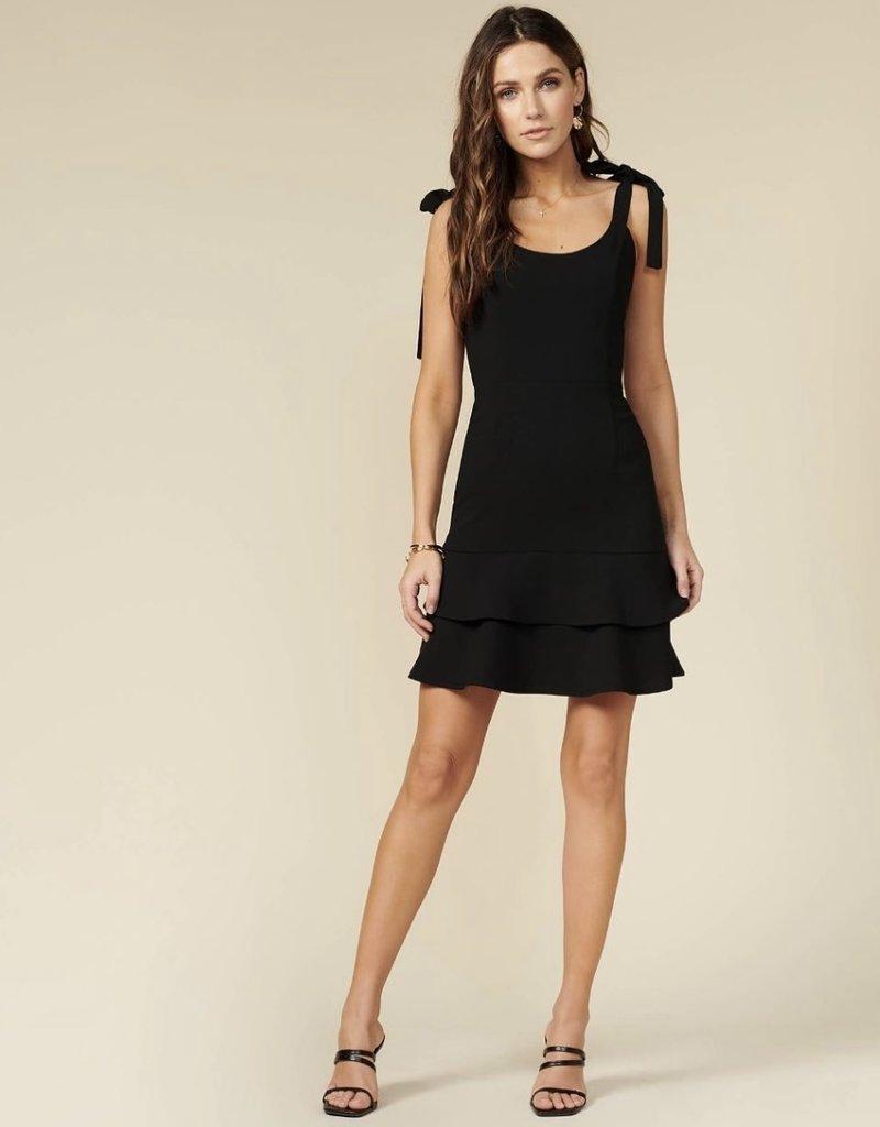 Adelyn Rae Nixi Dress Black