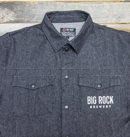 Big Rock Brewery Denim Jacket