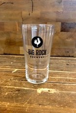 Big Rock Brewery 16oz Corp Glass