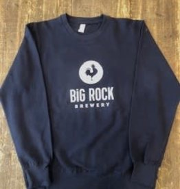 Big Rock Brewery Crew Sweater
