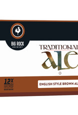 Big Rock Brewery Traditional 12 Can