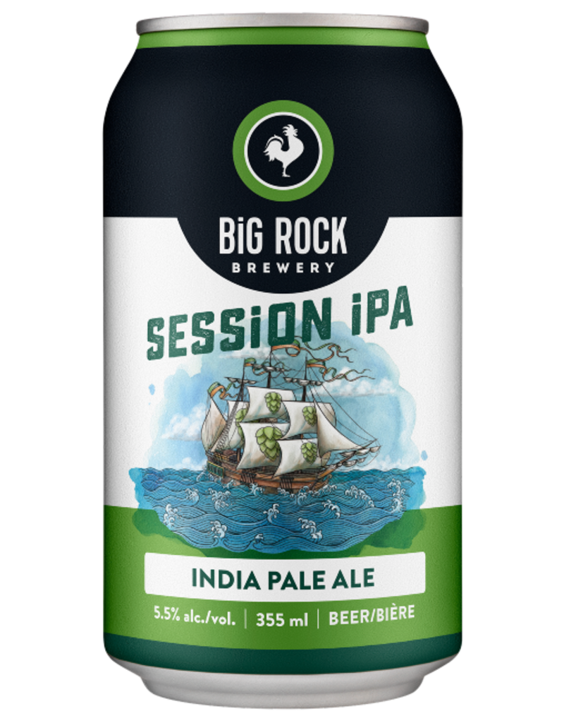 Big Rock Brewery Variety 15 Can