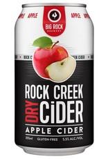 Rock Creek Apple Cider - 24 Can Flat (BC)
