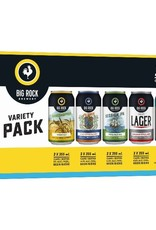 Big Rock Brewery Variety 15 Can (ED)
