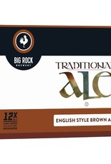 Big Rock Brewery Traditional 12 Can (ED)