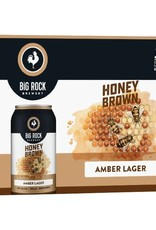 Big Rock Brewery Honey Brown 12 Can (ED)