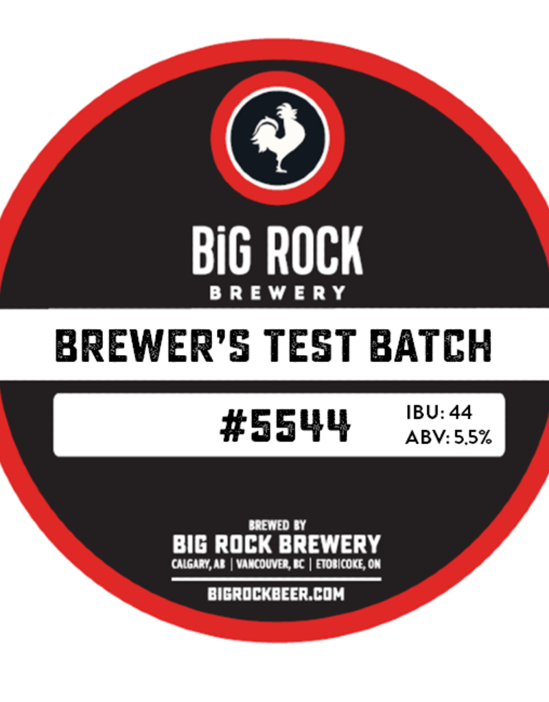 Brewer's Test Batch #5544 - Australian Dry-Hopped IPA (64oz)