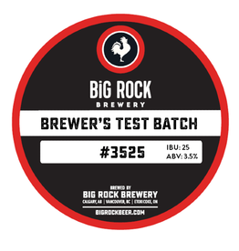 Brewer's Test Batch #3525 - Low ABV IPA (64oz)
