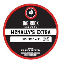Big Rock Brewery Nano Batch 4-Pack - McNally's Extra (ON)