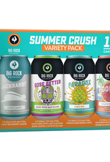 Big Rock Brewery Summer Crush Variety 12 Can (ED)