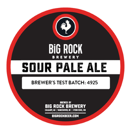 Big Rock Brewery Sour Pale Ale - Nano Batch 4-Pack (ON)