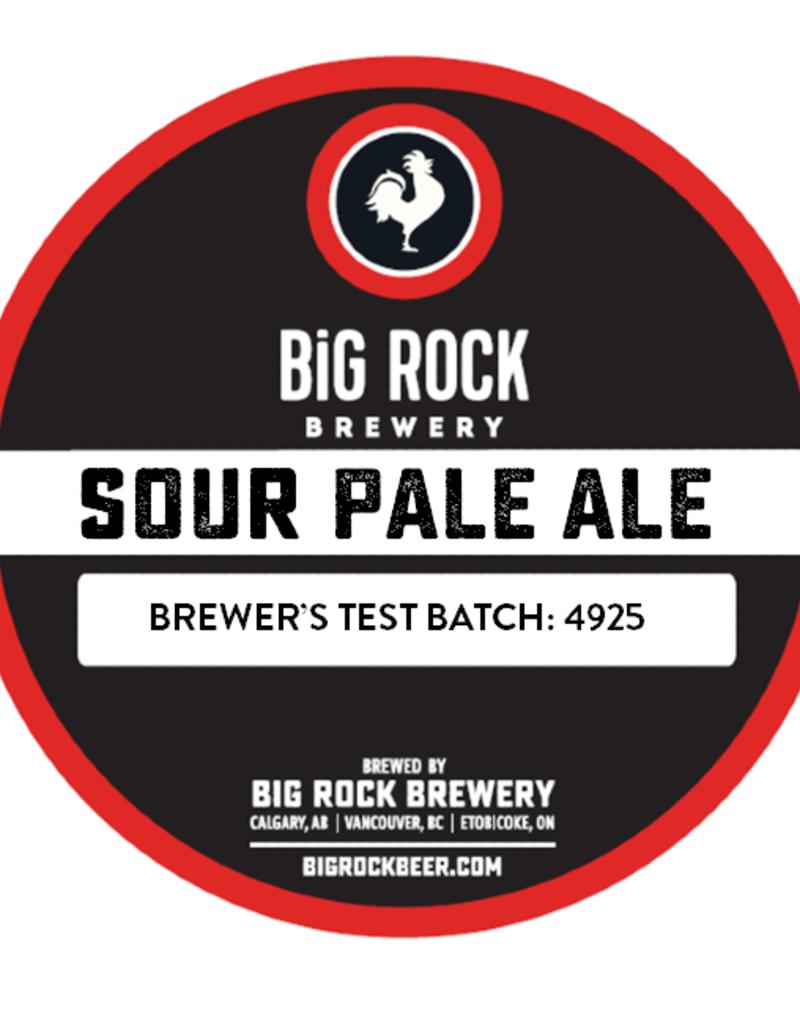Big Rock Brewery Sour Pale Ale - Nano Batch 4-Pack (ON)