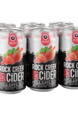 Rock Creek Strawberry Rhubarb 6-Can
