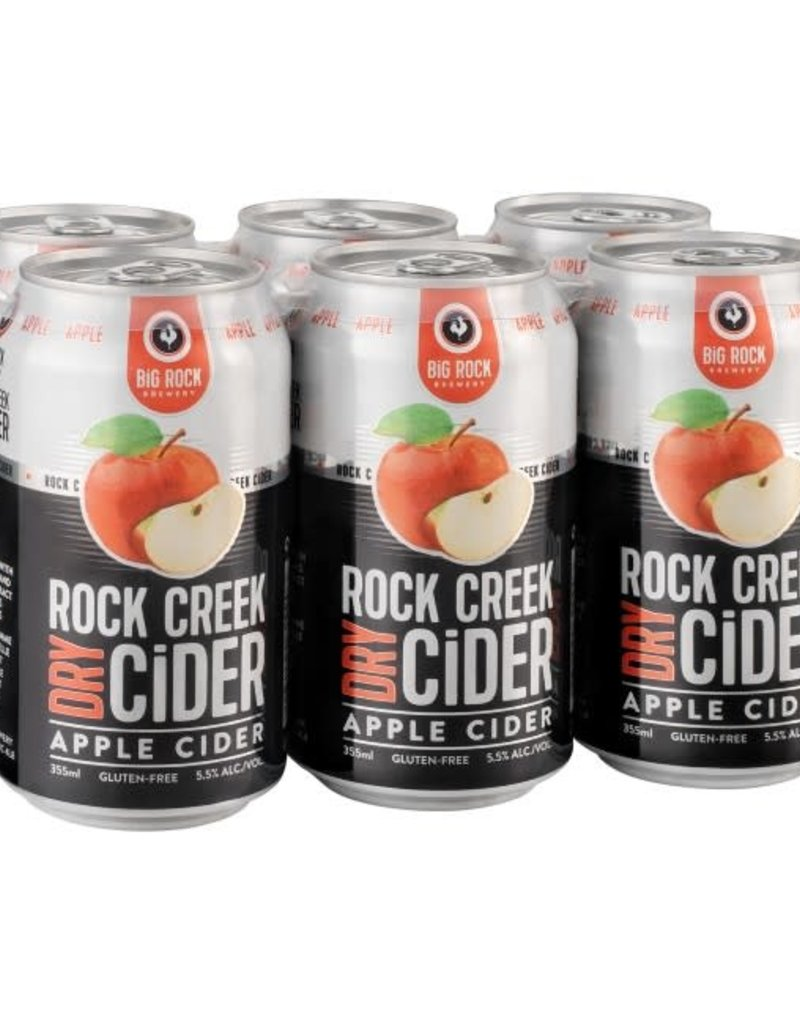 Rock Creek Apple 6-Can