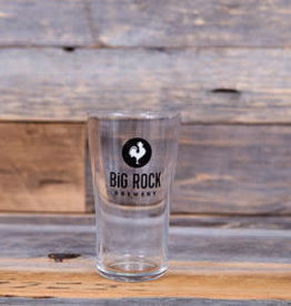 Big Rock Brewery 16oz Glass (ON)