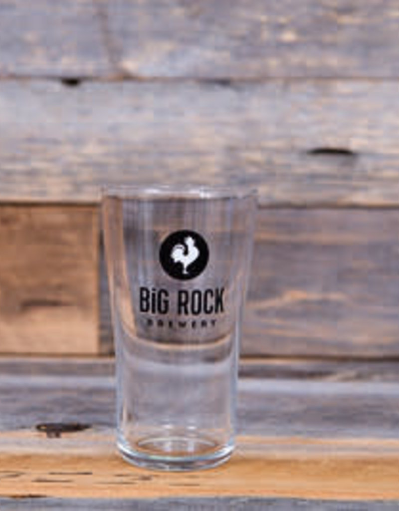 Big Rock Brewery 16oz Glass (ON)