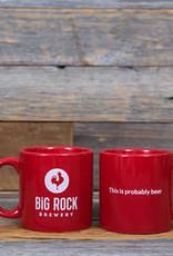 Big Rock Brewery Beer Coffee Mug (ON)