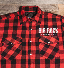 Big Rock Brewery Buffalo Plaid Jacket (ON)