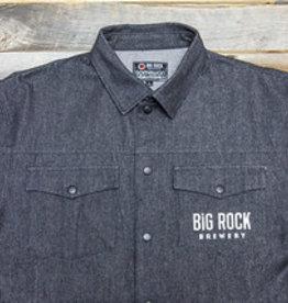 Big Rock Brewery Denim Jacket (ON)