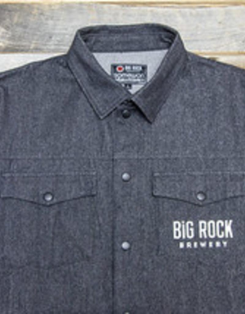 Big Rock Brewery Denim Jacket