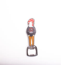 Big Rock Brewery Rooster Man Magnetic Bottle Opener (ON)