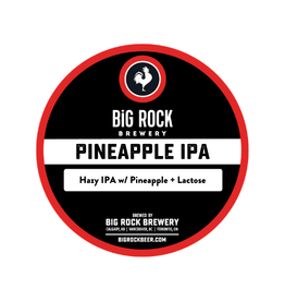 Big Rock Brewery Nano Batch 4-Pack - Pineapple IPA (ON)