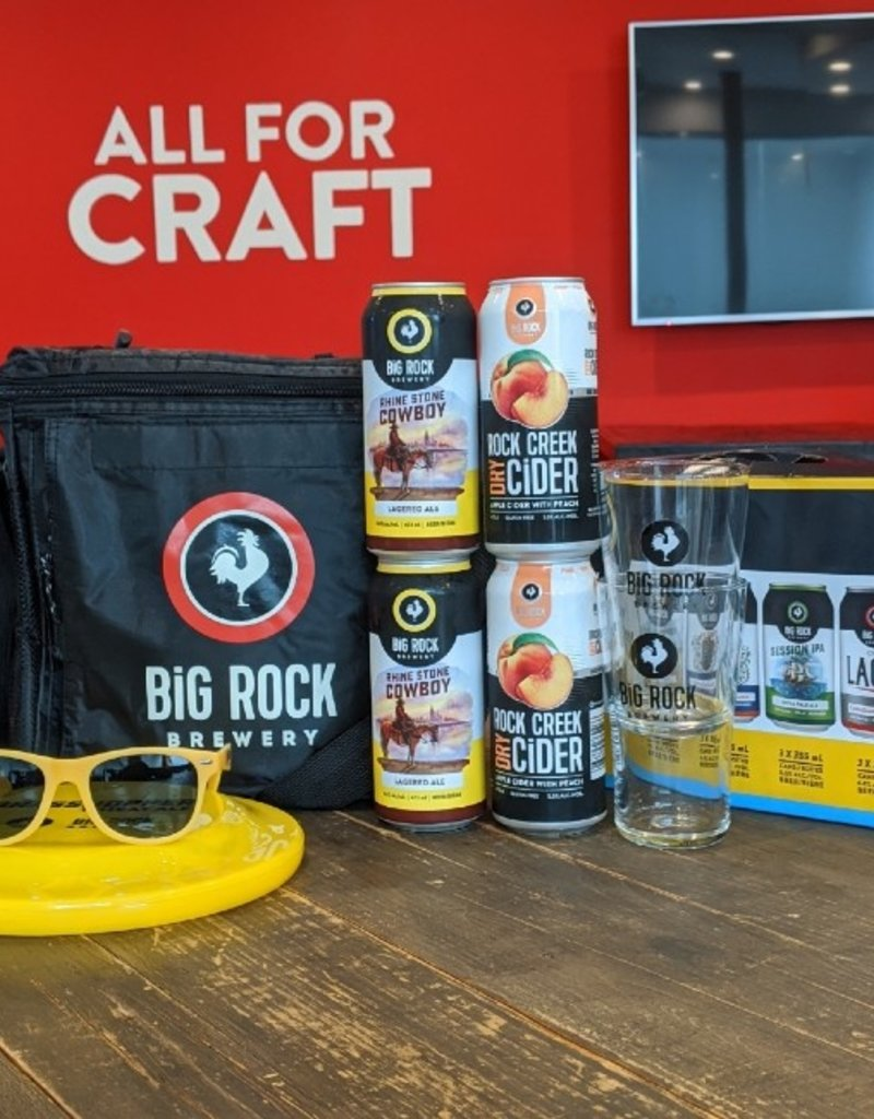 Calgary Folk Fest - $60 Backyard Party Pack