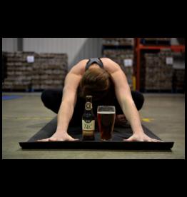 YogaBrew @ Big Rock Brewery - Etobicoke