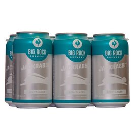 Big Rock Brewery Jackrabbit  6 Can (ON)