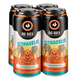 Big Rock Brewery Citradelic Single Hop IPA 4-Pack Tall Cans