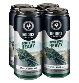 Big Rock Brewery Scottish Heavy 4-Pack Tall Can