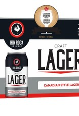 Big Rock Brewery Craft Lager 12 Can (ON)