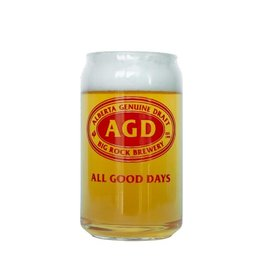 Big Rock Brewery AGD 16oz Glass