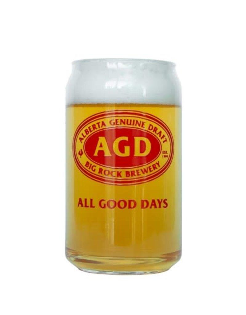Big Rock Brewery AGD 16oz Glass