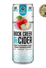 Rock Creek Light Apple Cider - 24 Can Flat