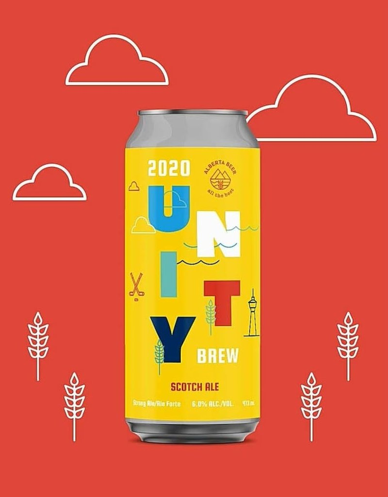 ASBA Unity Brew 4 Pack Tall Cans