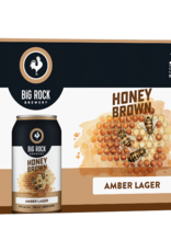 Big Rock Brewery Honey Brown 12 Can (ON)